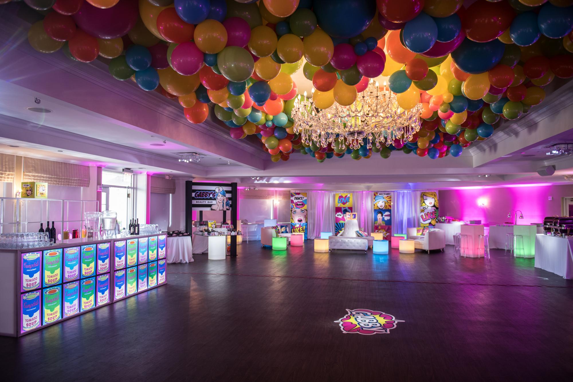A Pop Art Party!