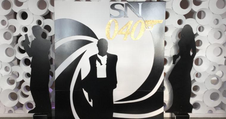Bond, James Bond 040th!
